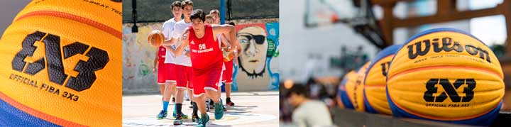 Basketball 3x3 Academy