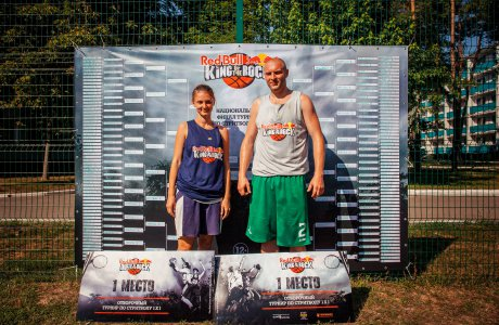 Red Bull King of The Rock 2016 Краснодар
